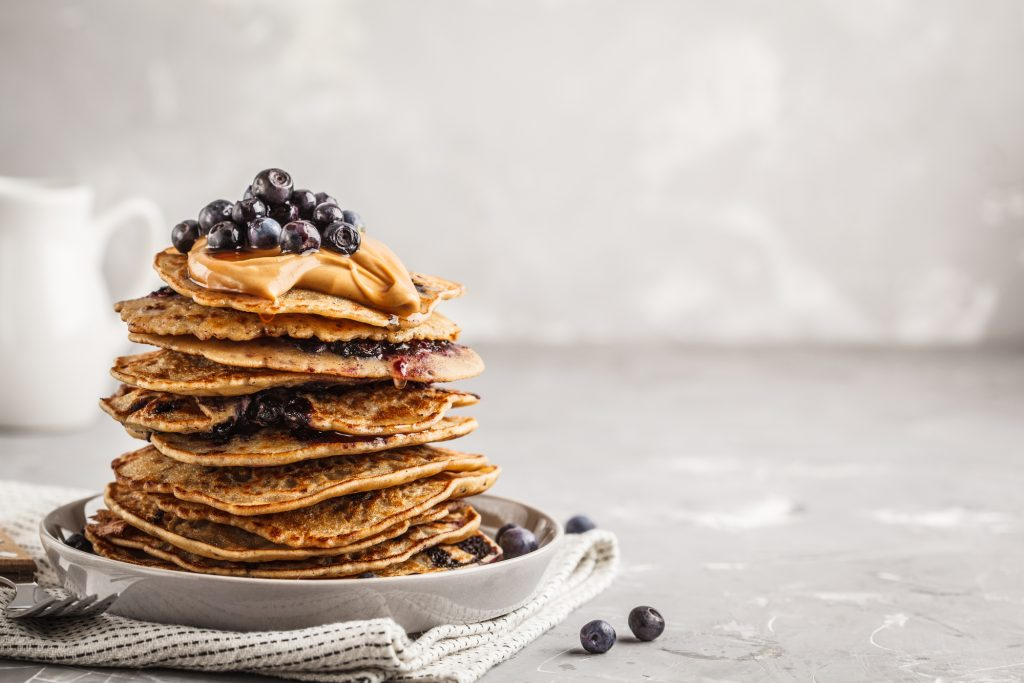 Nut Butter Pancake Recipe From Ezra Cohen Montreal