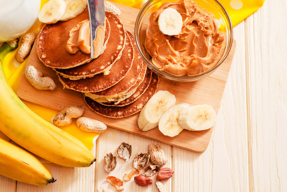 Peanut Butter Pancakes From Ezra Cohen, McGill Grad