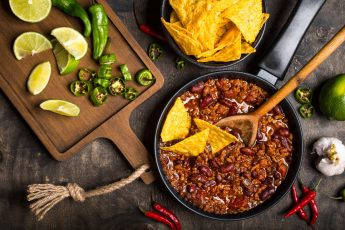 Introducing Casablanca Chili From Ezra Cohen