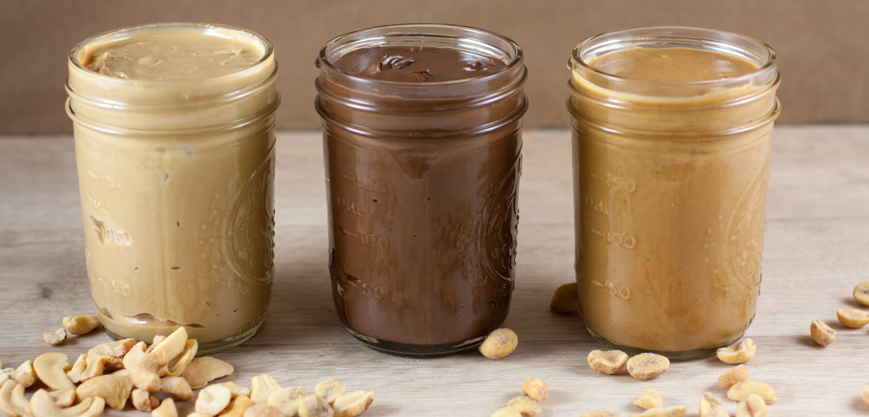 Ezra Cohen Montreal Nut Butter VS Peanut Butter