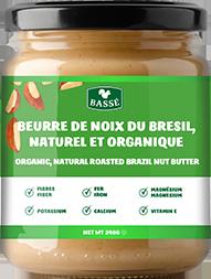Ezra Cohen Montreal Brazil Nut Butter