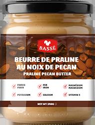 Ezra Cohen Montreal Praline Pecan Butter