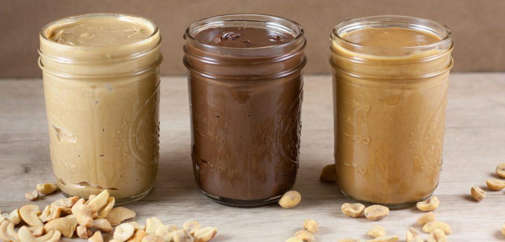 Beurre de noix contre beurre d'arachide