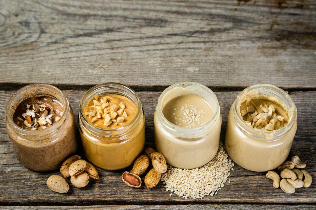 Différence entre le beurre d'arachide et les autres beurres de noix
