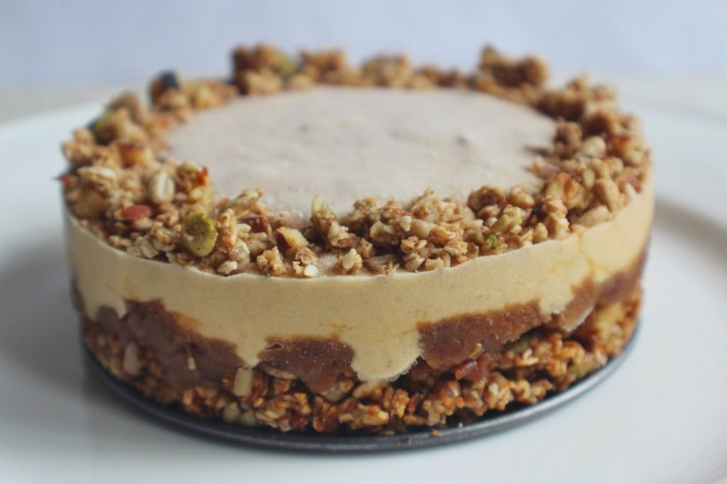 Cashew Butter Cheesecake From Ezra Cohen Montreal