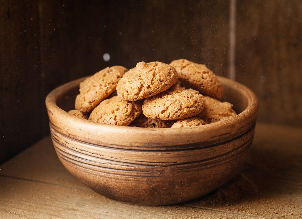 Ezra Cohen Montreal almond butter cookies