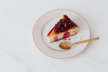 Cashew Butter Cheesecake