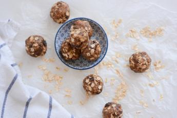 No Bake Protein Balls Recipe